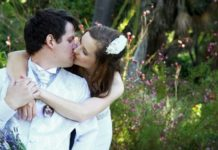 Mariè Malherbe Photography couple on their wedding day adoption-min
