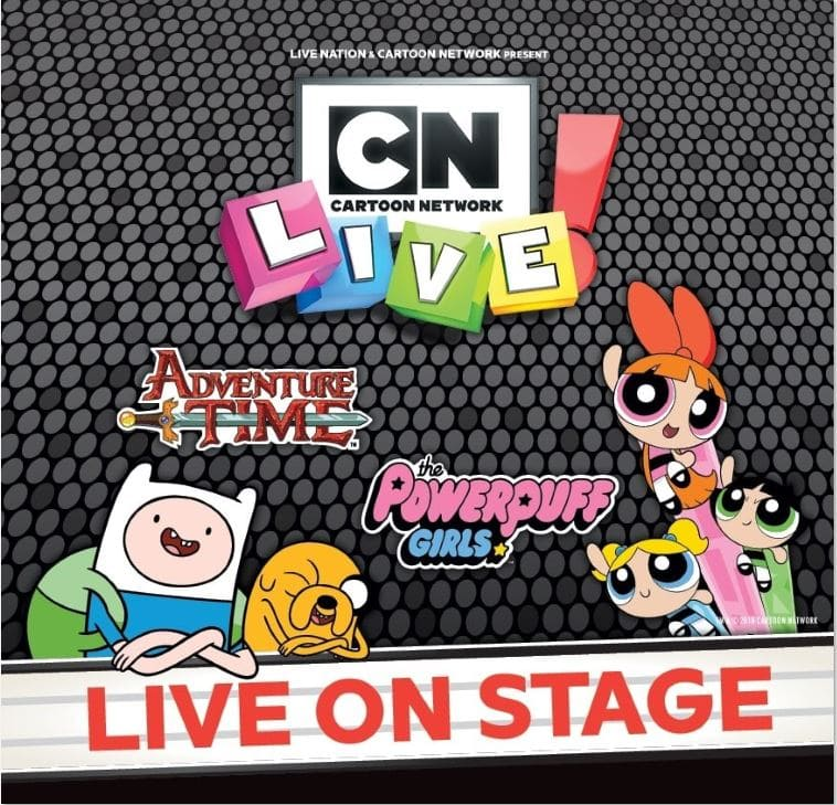 cartoon network live event