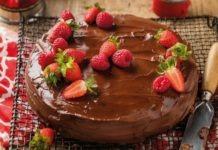 nola mayonnaise chocolate cake