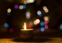 diwali candle for holiday family traditions-min