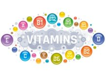 vitamins during breastfeeding