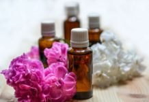 homemade essential oils for stretch marks