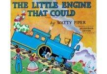 the little engine that could book