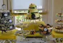 bee-baby-shower-spread