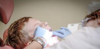 child-at-dentist