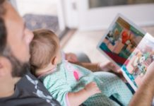 dad-reading-book-with-baby