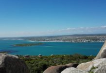 langebaan-beach-on-summer-holiday
