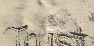 trust-written-in-sand-by-kids-teaching-life-lessons
