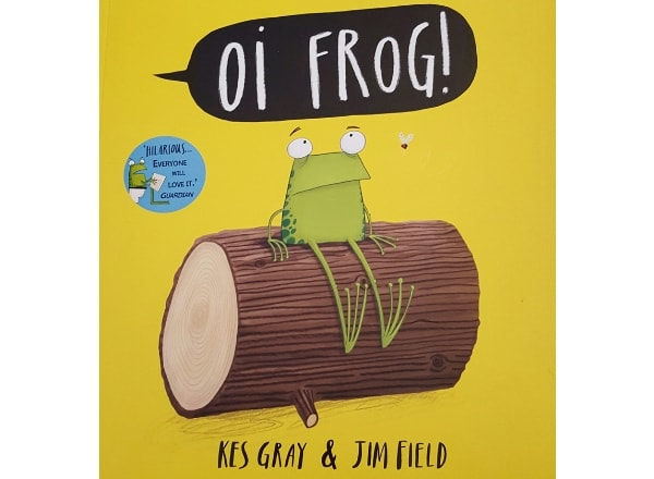 oi-frog-book