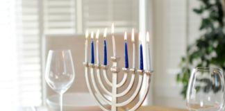 menorah-jewish-candles