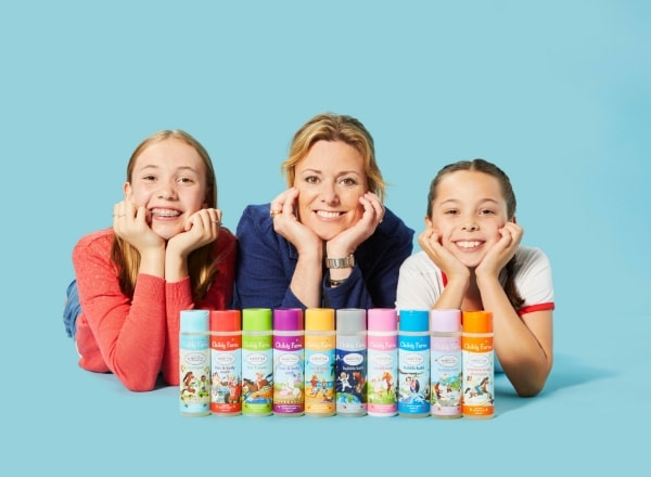 joanna-jensen-with-daughters-and-childs-farm-products