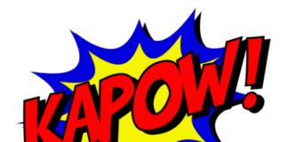 kapow-superhero