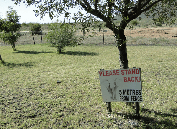 warning-sign-for-families-at-tau-game-lodge