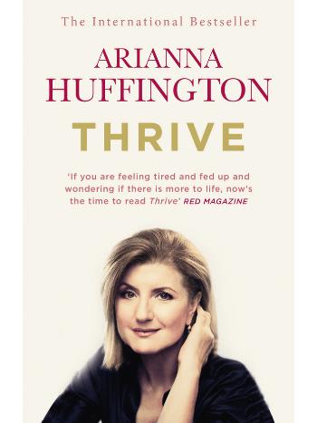 thrive-arianna-huffington-book-to-empower-women