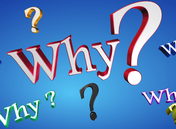 why-words-floating-on-blue-background