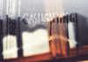 Gaslighting written on a fogged up window