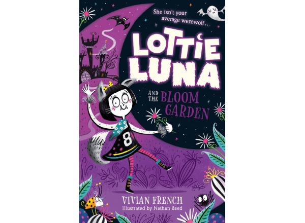 Lottie Luna and the Bloom Garden children's book