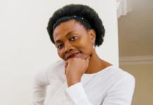 Mompreneur of True Eartch company, Nokwanda Shabalala