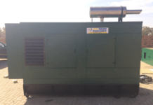 Power generator for industrial use