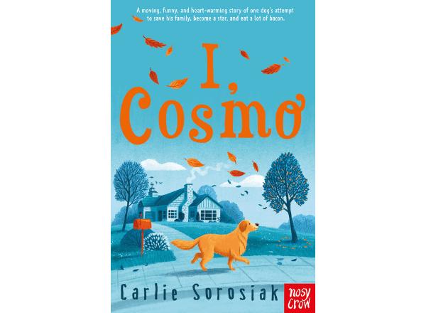 I, Cosmo - preschooler animal storybook