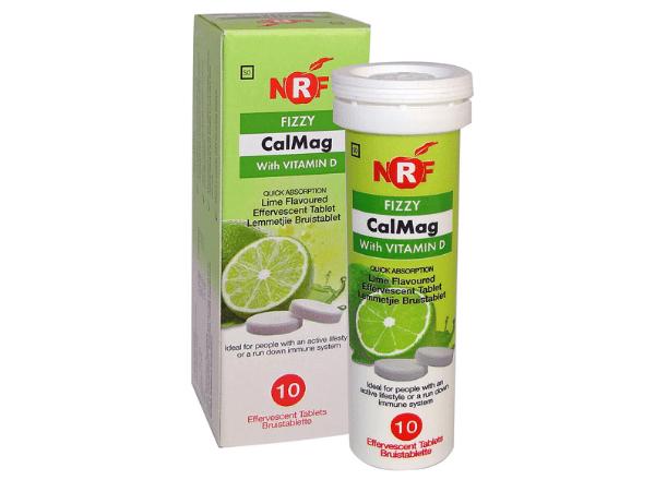 NRF CalMag Fizzy effervescent tablets