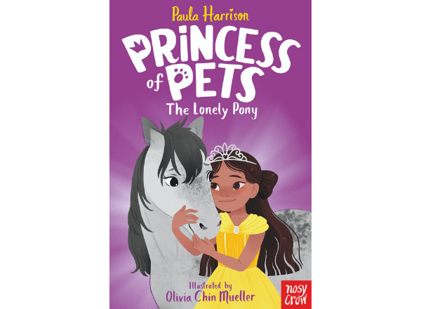 Princess of Pets: The Lonely Pony book