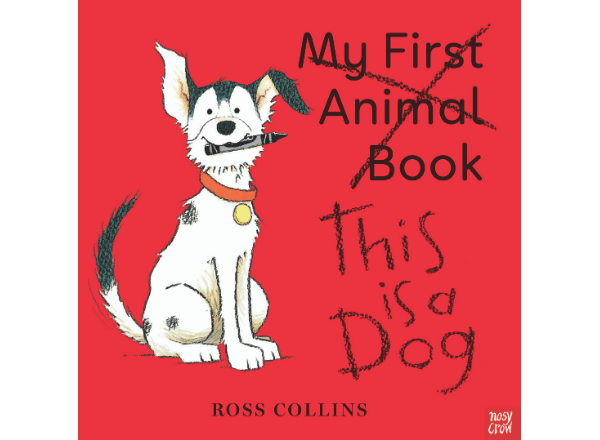 This Is A Dog animal storybook for preschoolers
