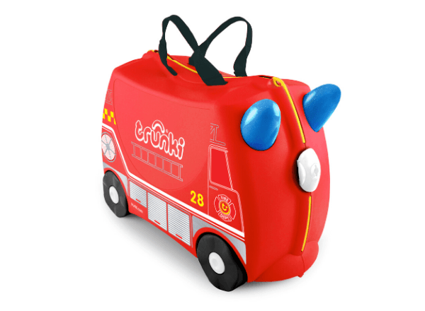 Frank the Fire Engine by Trunki