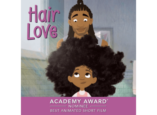 Hair Love Academy Award nominee for short film