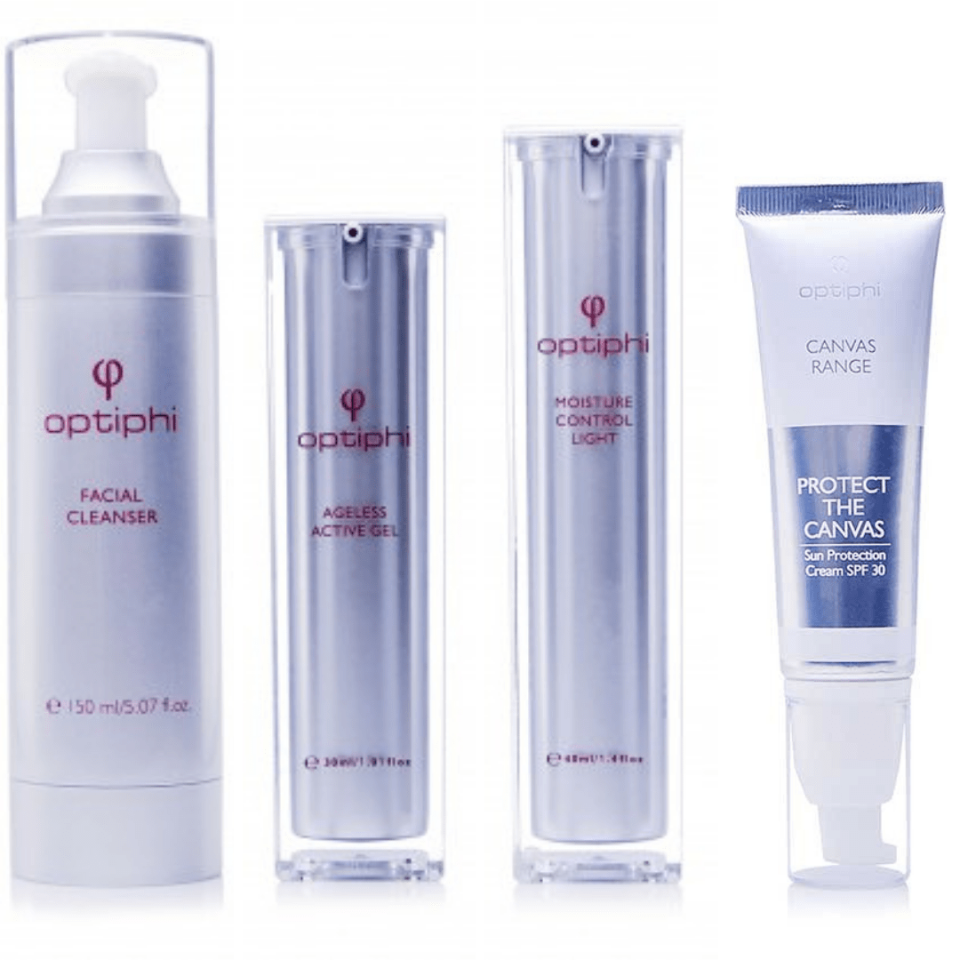 OPTIPHI facial range that is not tested on animals