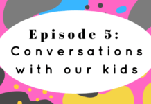 BabyYumYum COVID-19 podcast, Episode 5: Conversations with our kids