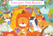 Can you find Banjo competition