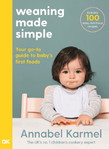 Book jacket of Weaning Made Simple