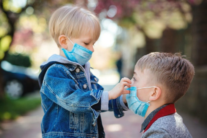 How to prepare your kids for going back to school during coronavirus
