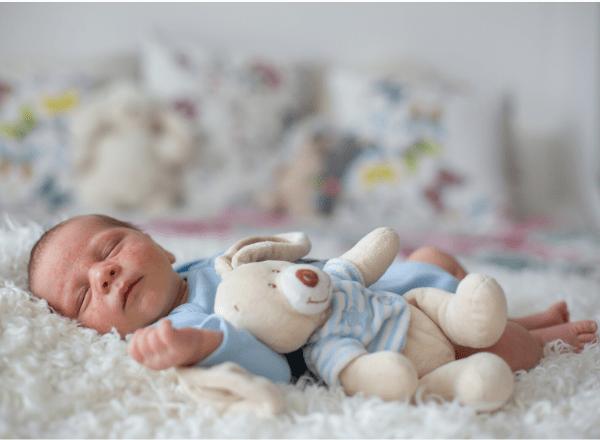 Treating babies with eczema