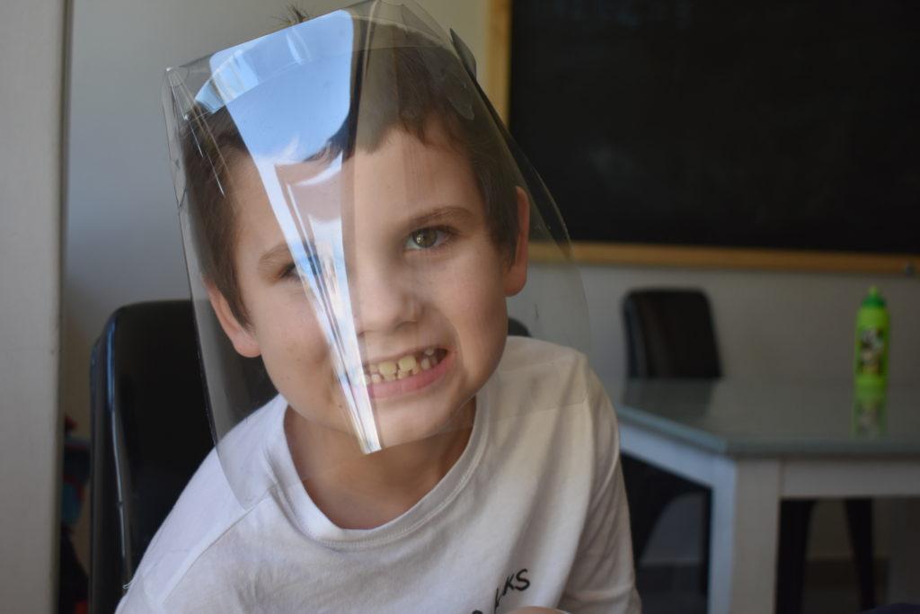 Face masks for autistic kids