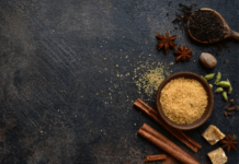 Spices for winter cooking