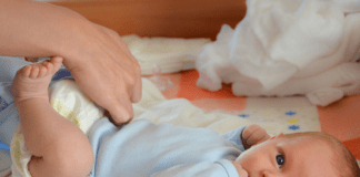 How to treat nappy rash in babies