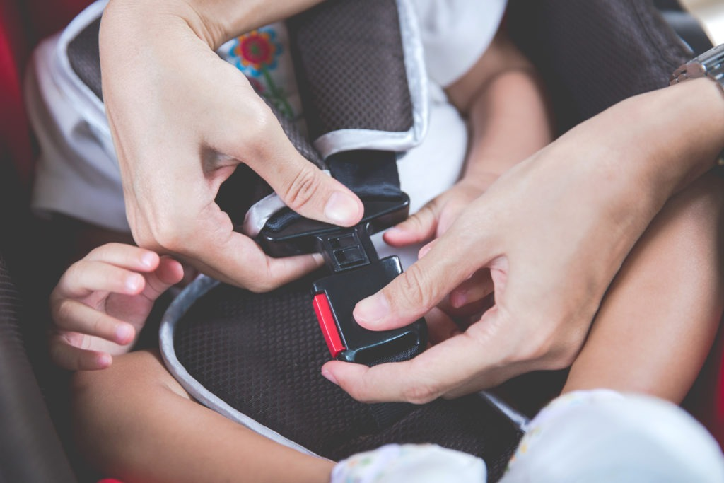 How to choose a car seat