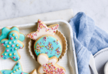 Quick and easy bedazzled biscuit recipe