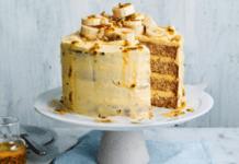 coconut banana cake recipe