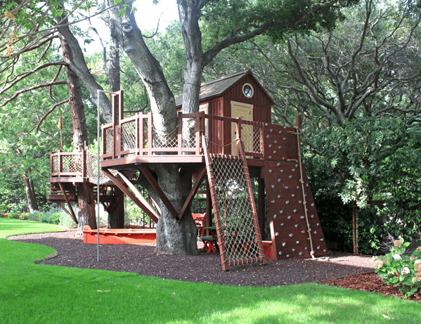 Atherton Treehouse by Barbara Butler most expensive baby products