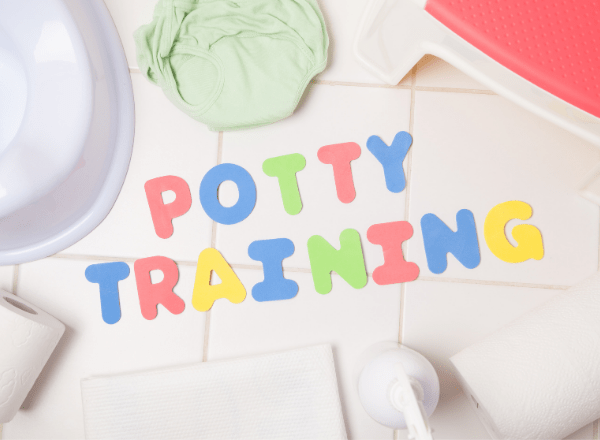 How to start potty training your child