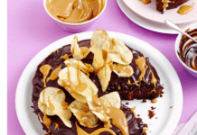 Sweet & Salty Caramel Brownie Recipe