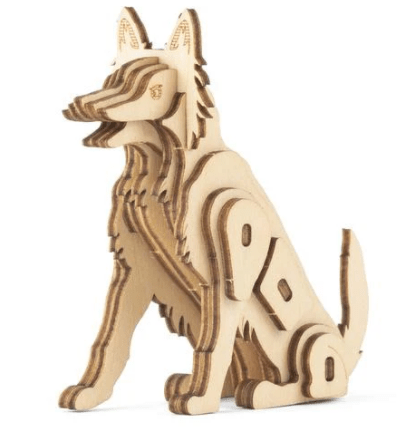 gifts for kids under R100 3d dog puzzle