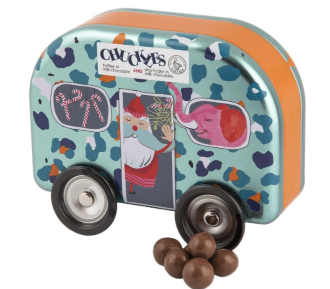 gifts for kids under R100 tin with sweets