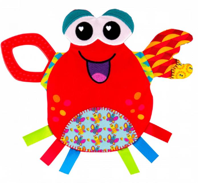 kids gifts under R100 crinklies jack the crab