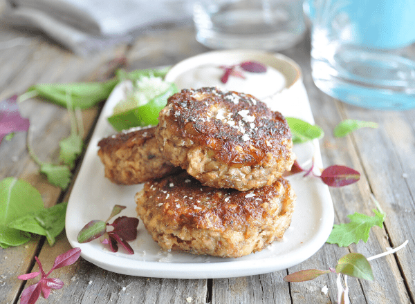 Recipe: fish cakes with hidden vegetables