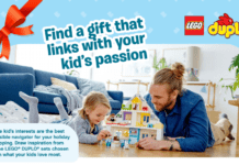 LEGO DUPLO Holiday Shopping