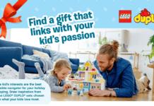 LEGO DUPLO Holiday Shopping